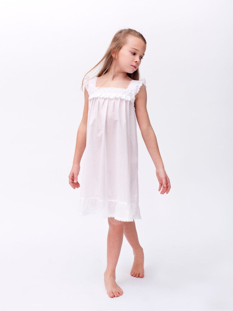 Blanche Girls Night Dress
