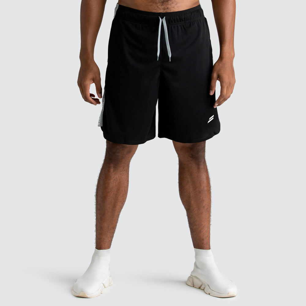 "9"" Trainer Shorts - Black"