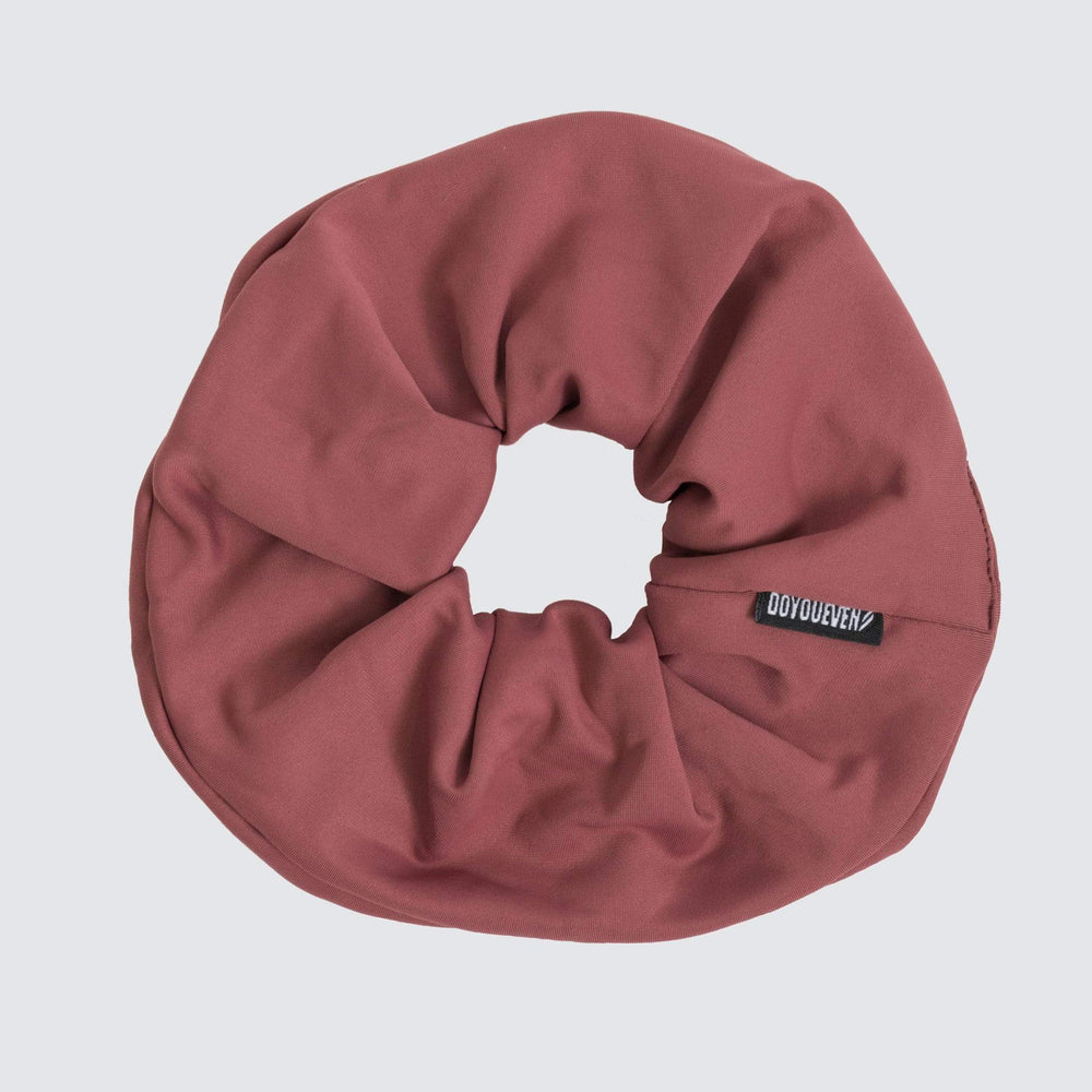 DYE Scrunchie - Earth Red