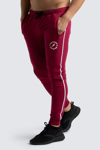 Elite Pants - Burgundy