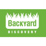 Backyard Discovery Cubby House outdoor playsets logo