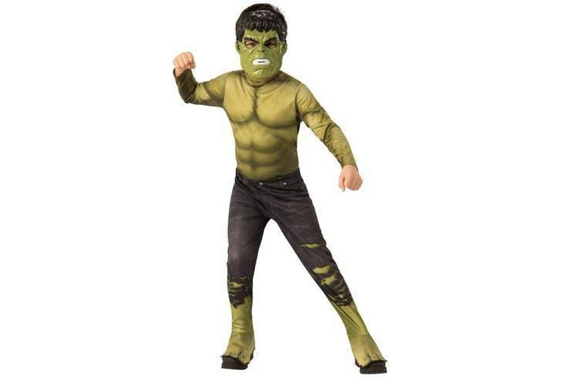 Hulk Classic Infinity War Costume Child