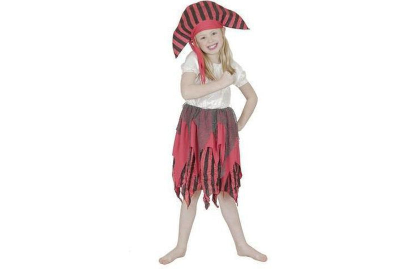 Deckhand Pirate Costume Child