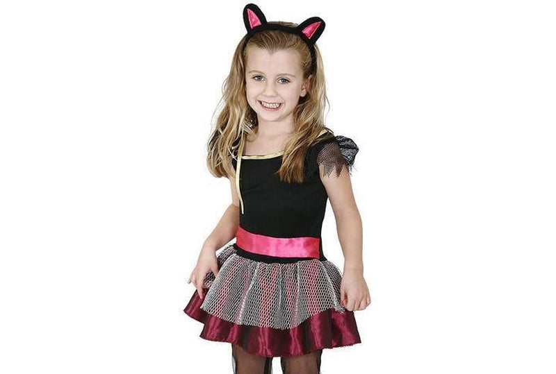 Rock Star Red Classic Costume Child