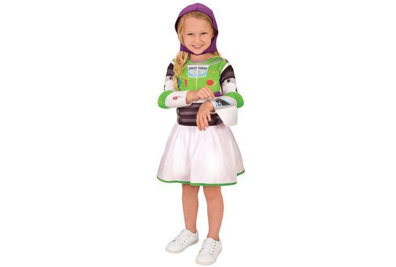 Buzz Girl Toy Story 4 Classic Costume Child