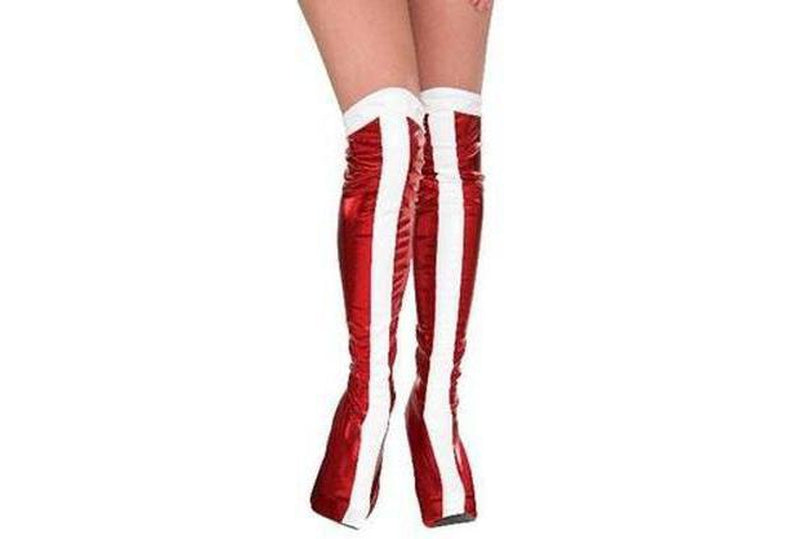 Wonder Woman Boot Tops Adult