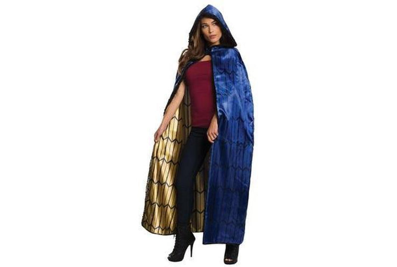 Wonder Woman Deluxe Cape Adult Australia Delivery