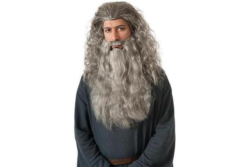 Gandalf Beard Kit Adult