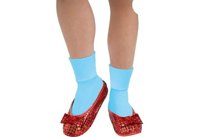 Dorothy Sequin Shoe Covers Adult