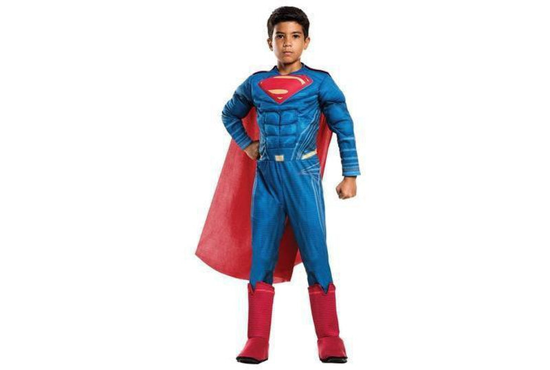 Superman Dawn Of Justice Costume Child Australia Delivery