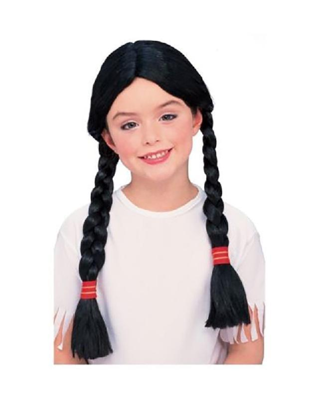 Buy Native American Girl Wig online at Kids Mega Mart Australia
