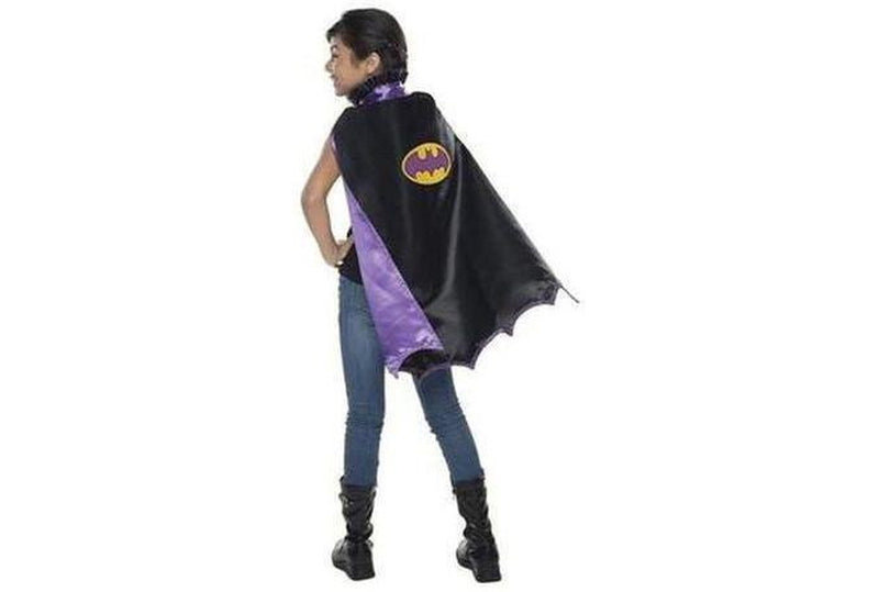 Batgirl Dc Cape Child