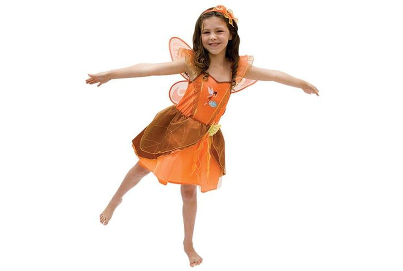 Fawn Crystal Fairy Costume Child