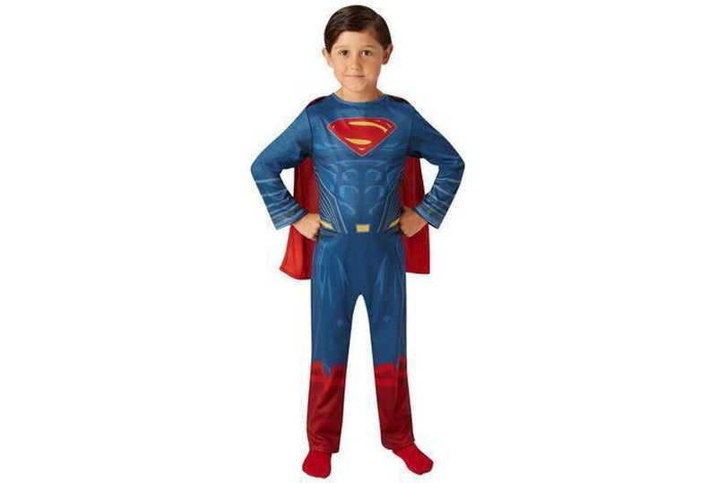 Superman Classic Costume Child