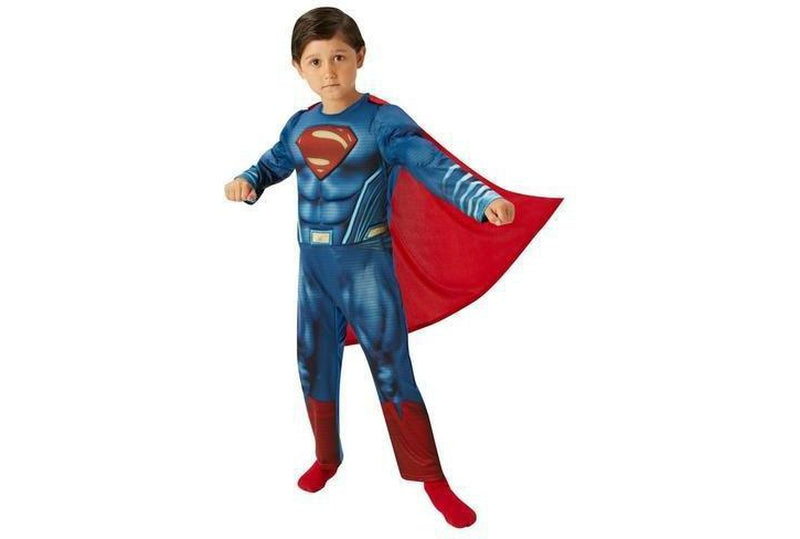 Superman Deluxe Costume Child Australia Delivery