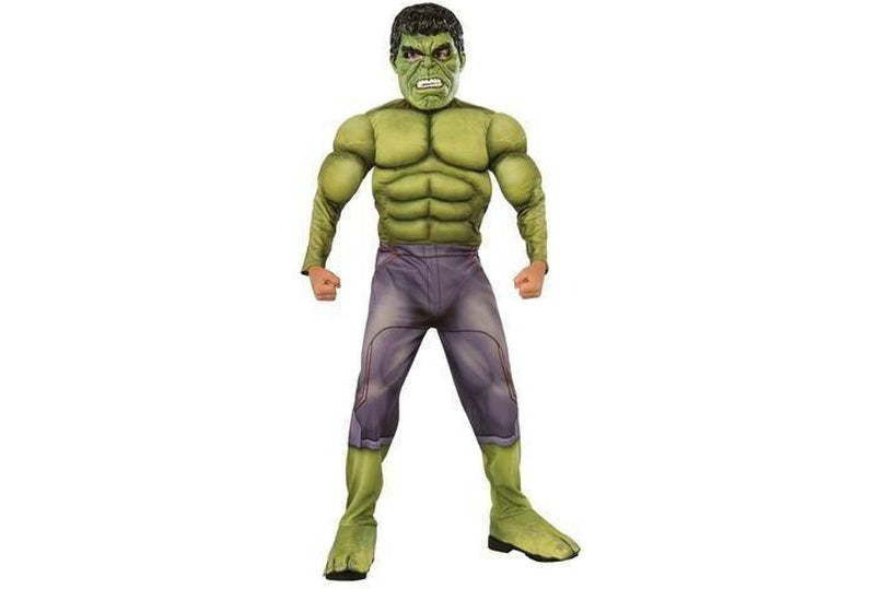 Hulk Deluxe Costume Child