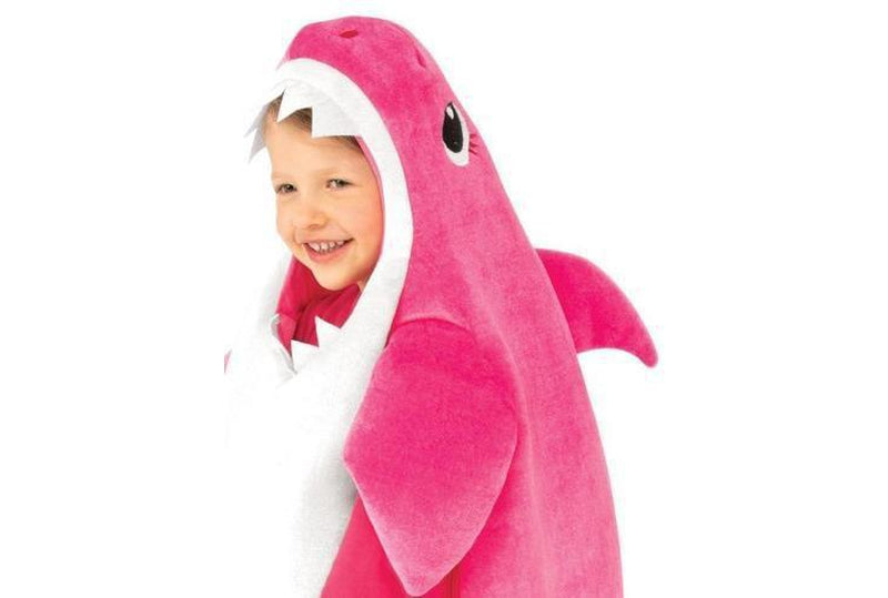 Buy Mummy Shark Pink Costume Child Australia Delivery