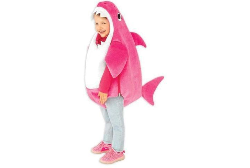 Mummy Shark Deluxe Pink Costume for Kids Australia