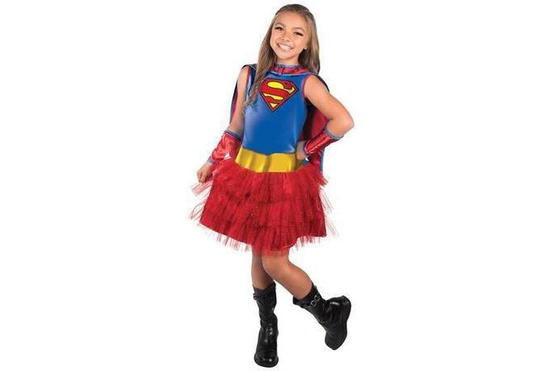 Supergirl Classic Costume Child
