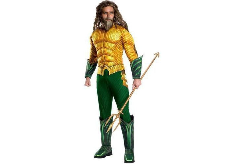 Aquaman Deluxe Costume Adult
