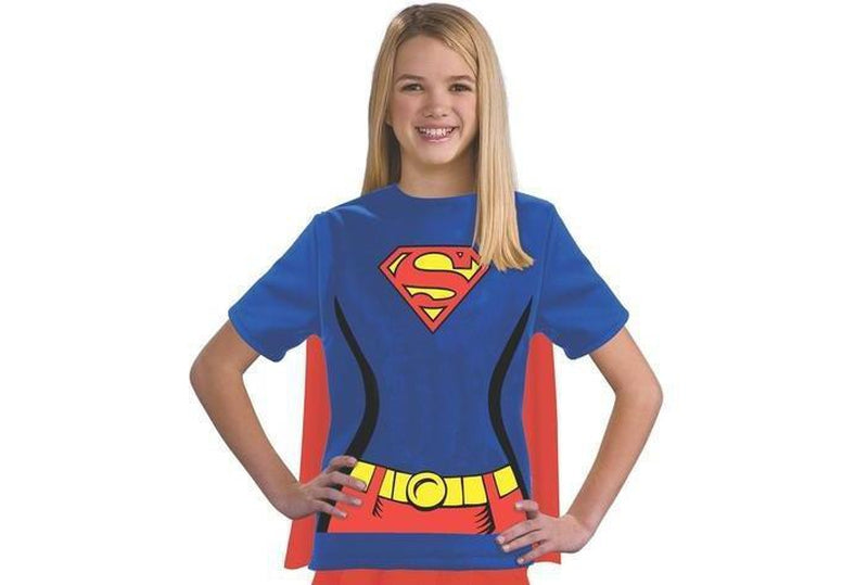 Supergirl Tshirt Child