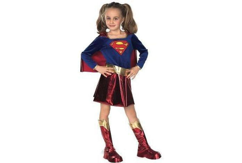 Buy Supergirl Costume for Kids Australia Delivery