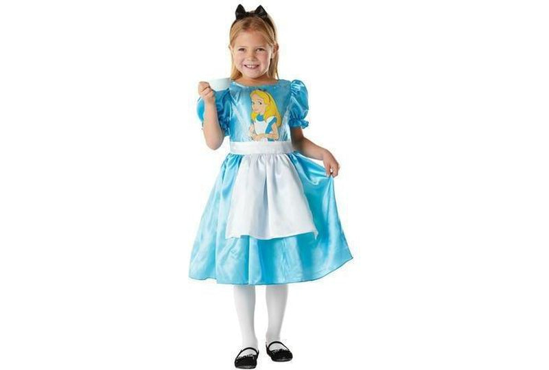 Alice In Wonderland Classic Costume Child
