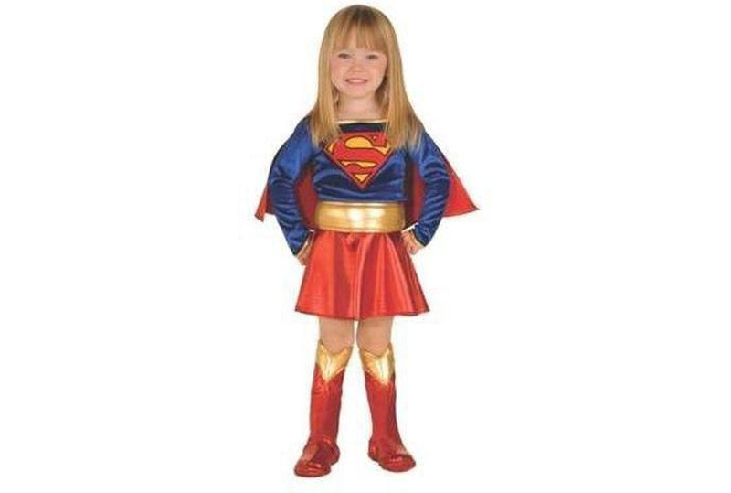 Shop Supergirl Costumes for Toddler at Kids Mega Mart Australia