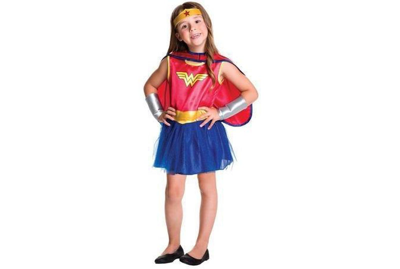 Official licensed Wonder Woman Costume Toddler Australia