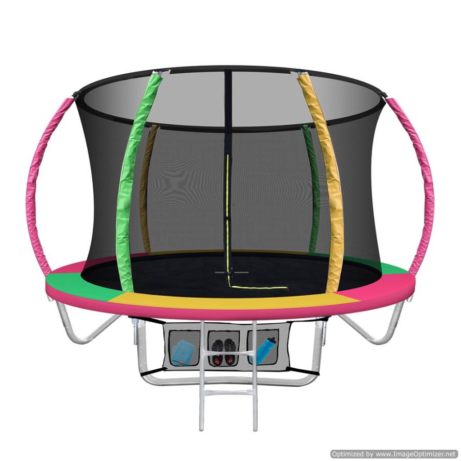 8FT Trampoline Multi Australia Delivery