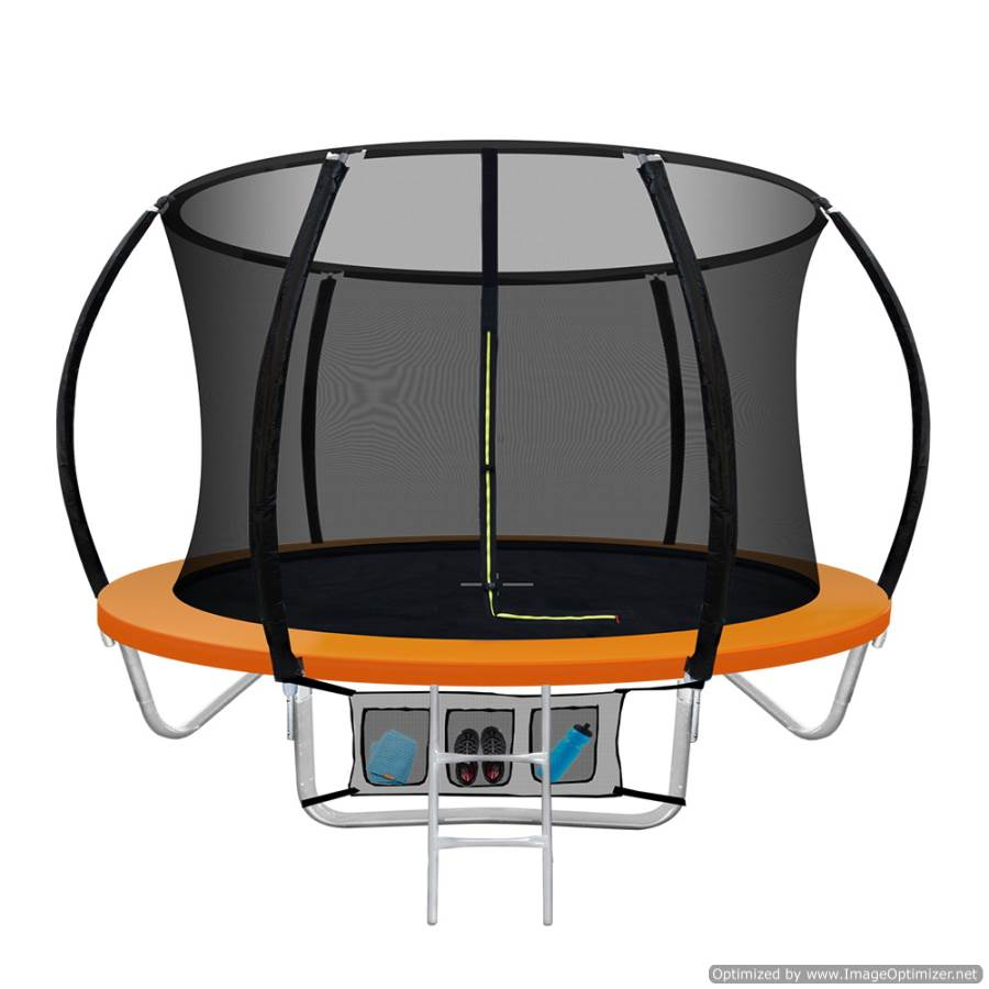 8FT Trampoline Orange
