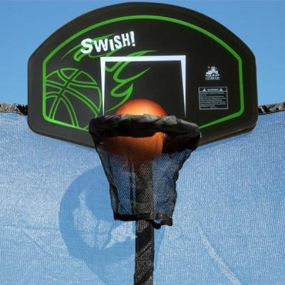 Swish Trampoline Basketball Ring - Compatible with HyperJump3 Trampolines