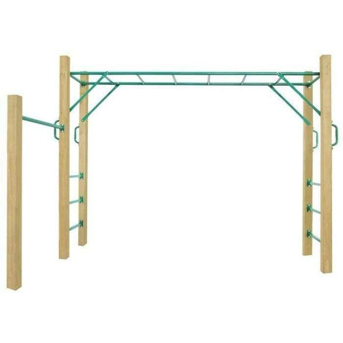 Amazon 2.5m Monkey Bar Set