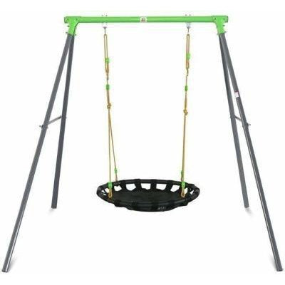 Cellar Metal Nest Swing Set