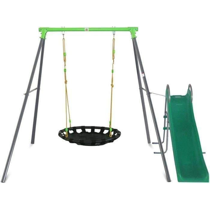 Cellar Nest Swing Set with Slippery Slide Australia Delivery