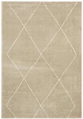 CONTEMPORARY Broadway 931 Natural Floor Rug