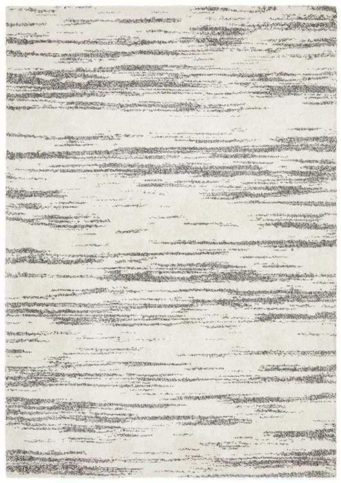 CONTEMPORARY Broadway 933 Charcoal Floor Rug