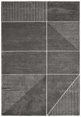 CONTEMPORARY Broadway 935 Charcoal Floor Rug