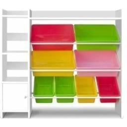 Buy Keezi Kids Toy Storage Shelf for Australia Delivery