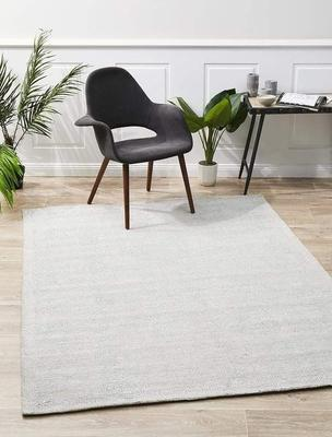 MODERN Allure Sky Cotton Rayon Rug