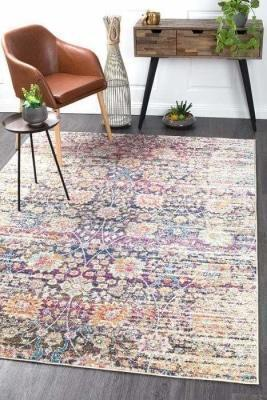 MODERN Mirage Zolan Transitional Multi Floor Rug