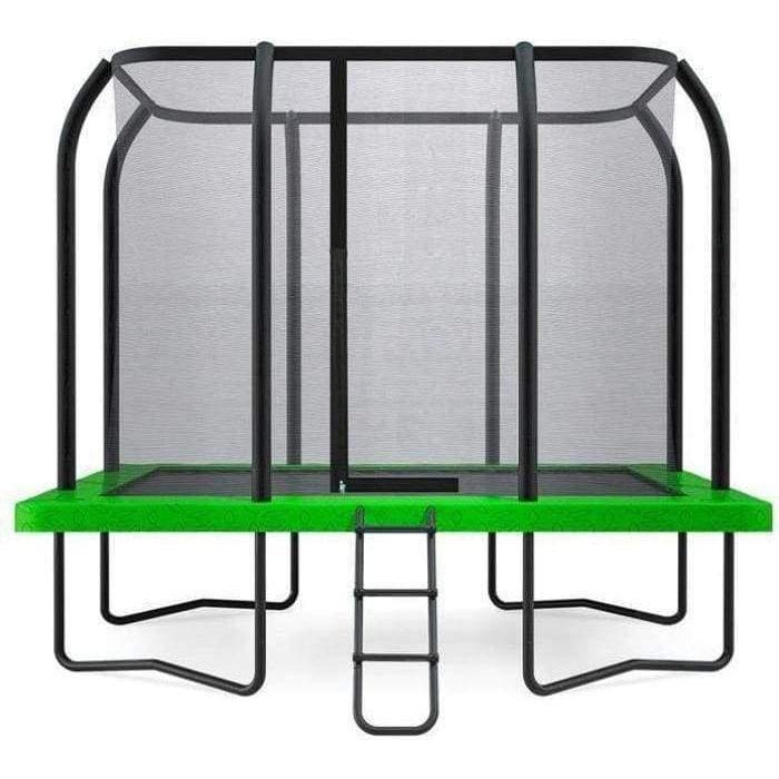 Outdoor Toys 7ft x 10ft Hyperjump Rectangle Spring Trampoline