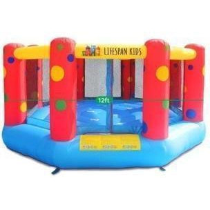 Outdoor Toys AirZone 12ft Bouncer Jumping Castle