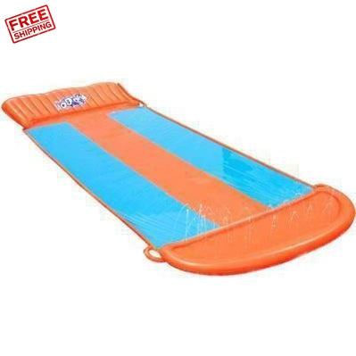 Outdoor Toys Bestway Inflatable Water Slip And Slide Triple
