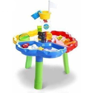 Outdoor Toys Keezi Sand and Water Table