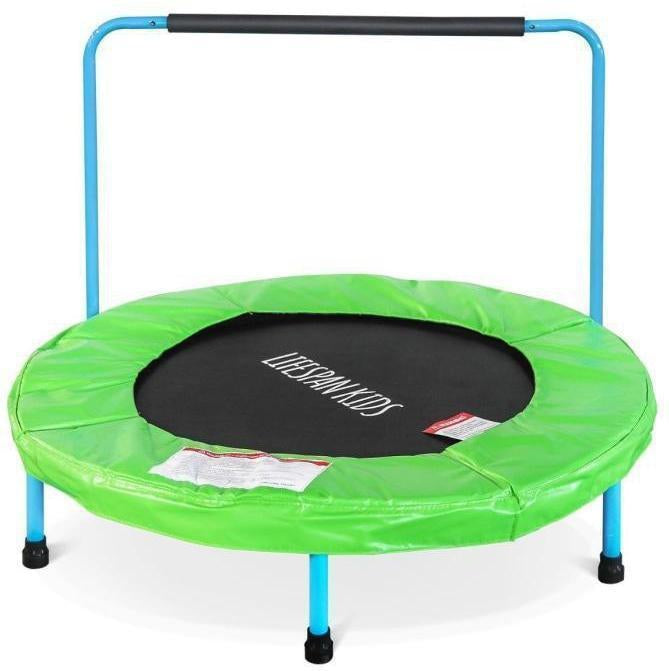 "Outdoor Toys Lil' Hopper Childrens 40"" Mini Trampoline"