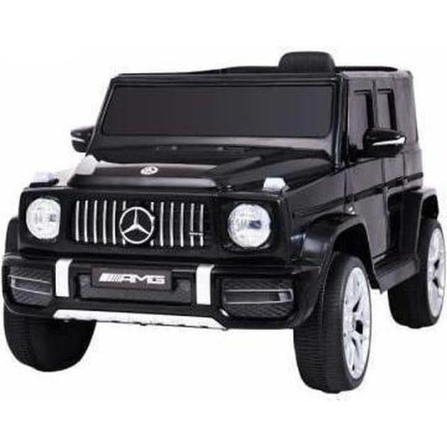 Outdoor Toys Mercedes Benz AMG G63 Kids Ride On Car 12V Black