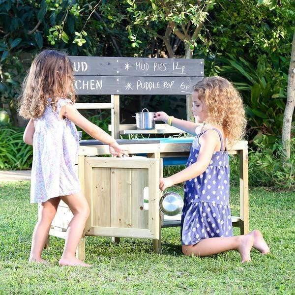 Outdoor Toys Muddy Maker Outdoor Kitchen