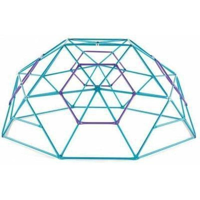 Outdoor Toys Plum® Phobos Metal Dome - Teal/Purple