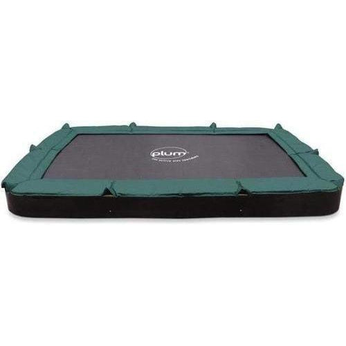 Plum® 7 x 10ft Rectangular In ground Trampoline